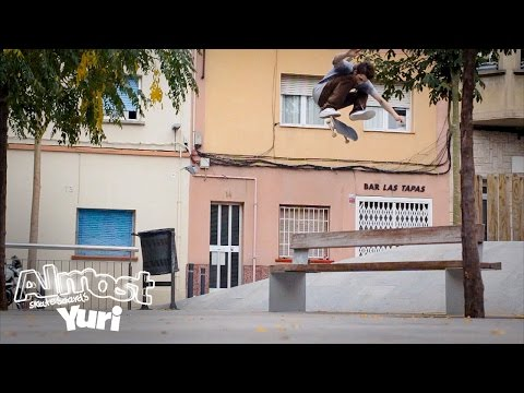 "Yuri Facchini's ""Welcome to Almost"" Part"