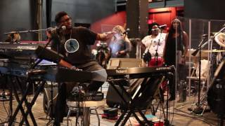 npg rehearsals for official prince tribute with musical director morris hayes