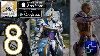 MOBIUS Final Fantasy Android iOS Walkthrough - Part 8 - Chapter 1