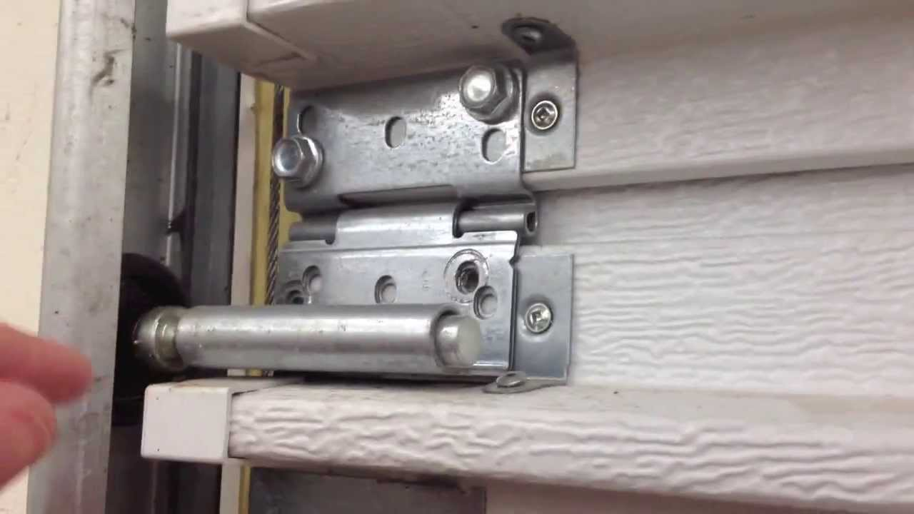 Diy a better garage door seal for free keep the wind out youtube rubansaba