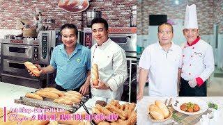 Cảm nhận của anh Hồng - Việt Kiều Hà Lan học bánh mì Việt Nam tại Rosa