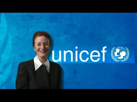 One-on-one with UNICEF Executive Director Henrietta Fore