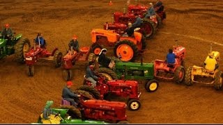 Dancing tractors