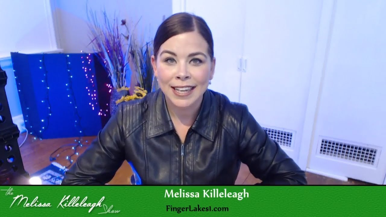 THE MELISSA KILLELEAGH SHOW: Monica Lesslie & Cornell Thomas (podcast)