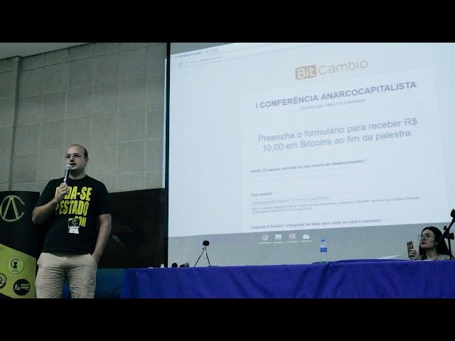 Rodrigo Souza sobre a tecnologia da Bitcoin