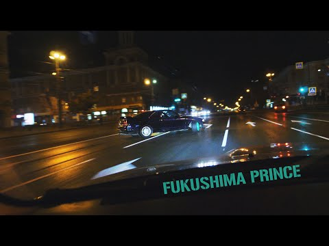 FUKUSHIMA PRINCE - LAST DRIFTER OF OMSK CITY? / VLOG 03
