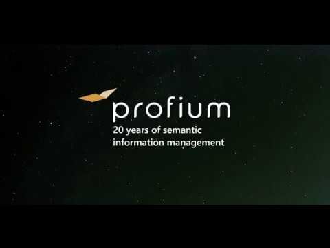 Profium - 20 years of Semantic information management