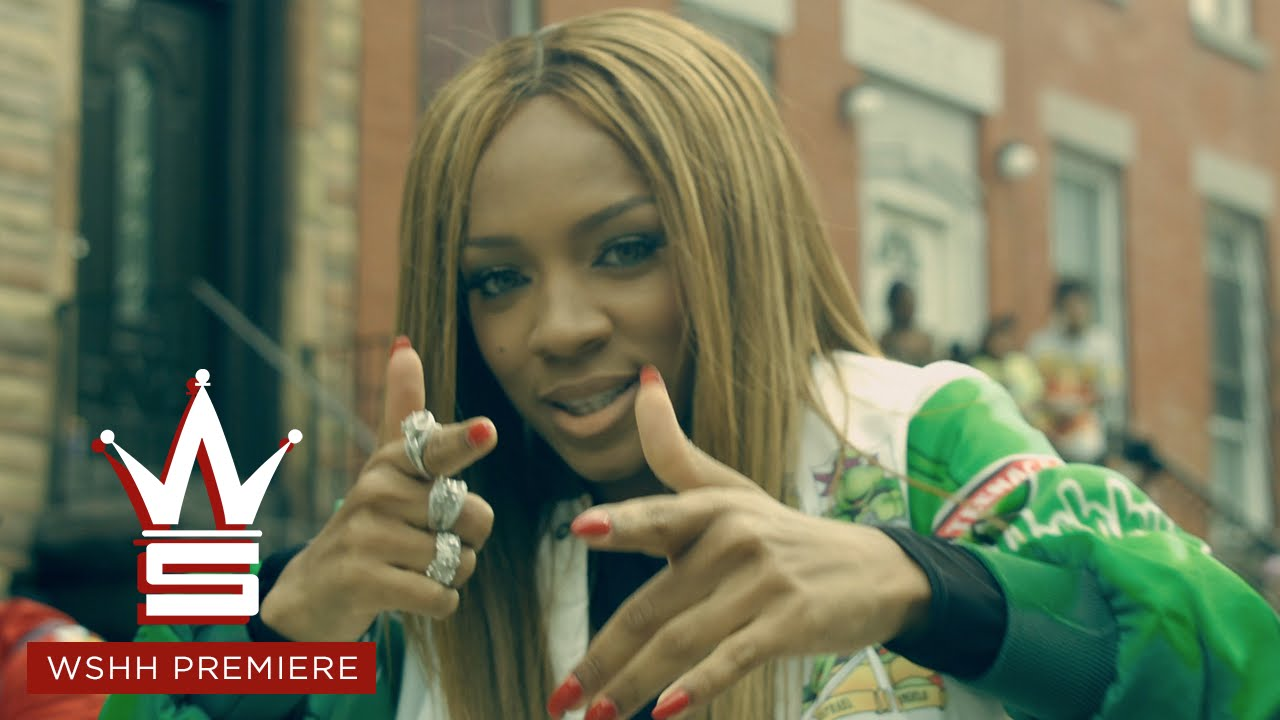 "Lil Mama ""Sausage"" (WSHH Exclusive - Official Music Video) Record Mix & Masterd by Quablab"