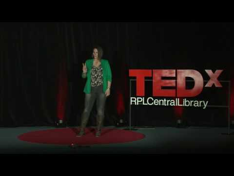 The World Needs You To Be Selfish! | Jennifer Ehrmantraut | TEDxRPLCentralLibrary