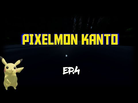 Pixelmon Kanto - Episode 4 - (Minecraft Modded)