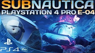 Subnautica PS4 Pro Deutsch Seemotte Playstation 4 German Deutsch Gameplay #4