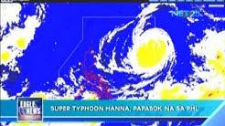 Super typhoon enters Philippine area of responsibility