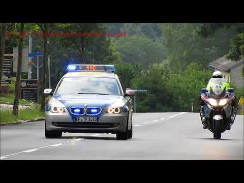 Polizei Greiz, Gera, Jena, Prag, Berlin, Bielefeld, Reichenbach [Jahr 2017]