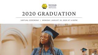 Michigan International Prep School Graduation - 2020