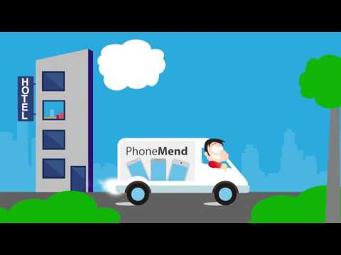 How To Request A Mobile Phone Repair Via PhoneMend