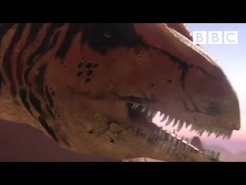 Allosaurus - Planet Dinosaur - Episode 4 - BBC One