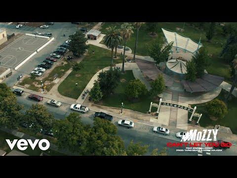 Mozzy – Can't Let You Go (Visualizer) (Lyrics) ft. Eric Bellinger
