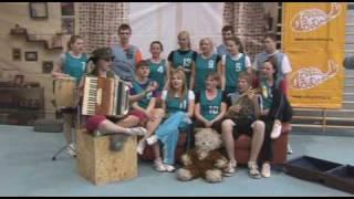 ZZ Čempionāta himna - Alsungas vidusskola 11. klase