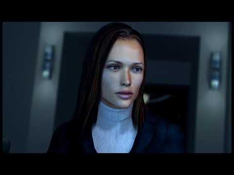 Alias - All cutscenes (game movie) [HD]
