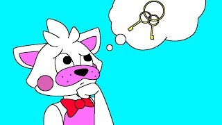 Minecraft Fnaf: Funtime Foxy Loses The Keys To The Pizzeria (Minecraft Roleplay)