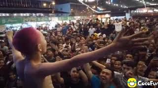 DJ ceking(Omo live Medan)