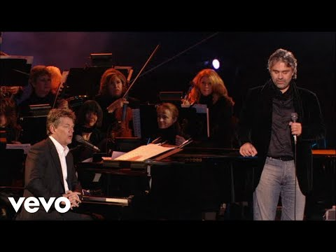 Andrea Bocelli  Because We Believe