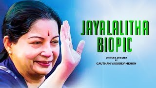 EXCLUSIVE: Jayalalithaa Biopic Web Series Gets Blockbuster Director
