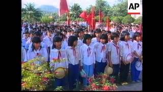 VIETNAM: MY LAI  MASSACRE: TWENTIETH ANNIVERSARY