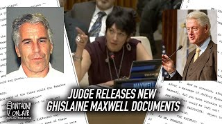 Judge Releases New Ghislaine Maxwell Documents