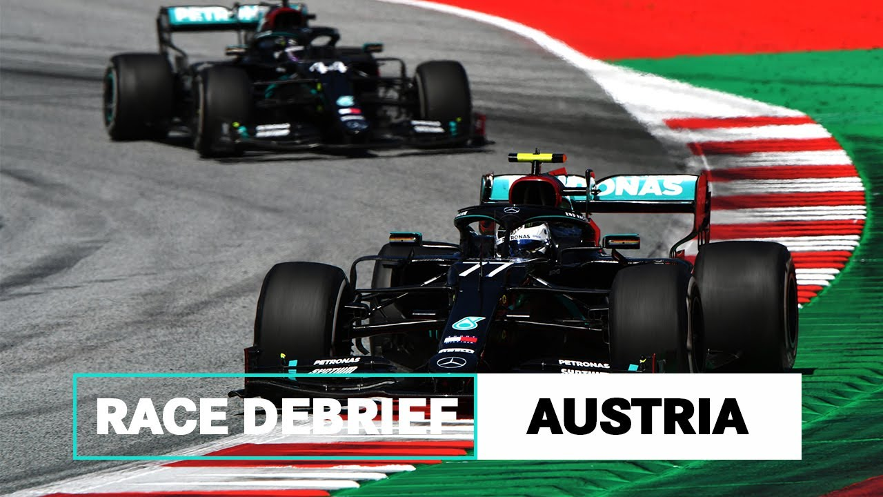 Gearbox Issues, Safety Car Strategy & More! | 2020 Austrian GP F1 Debrief