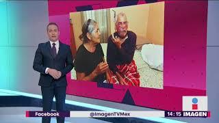 Golpean a anciano de 92 años por ser mexicano   Noticias con Yuriria Sierra