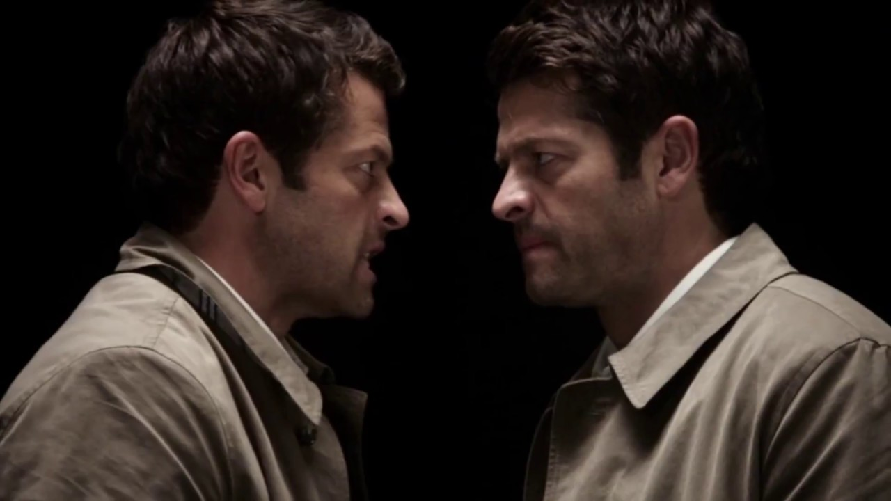 castiel ask cosmic entity to bring him back