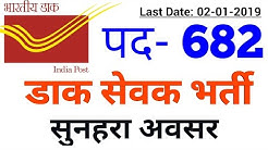 indian post office recruitment haryana||haryana postal circle gds online form 2019|india post office