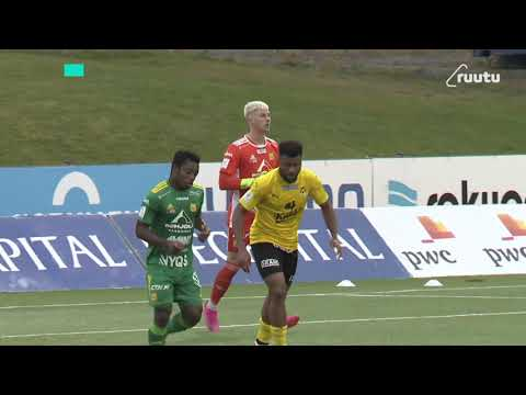 KuPS Ilves Goals And Highlights