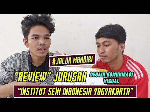 [EPISODE 14] Review Jurusan Desain Komunikasi Visual (DKV) - Institut Seni Indonesia Yogyakarta