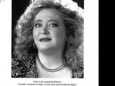 Vergebliches Ständchen ('Guten Abend, Mein Schatz'), Op. 84, No. 4 - Marilyn Michael, Contralto