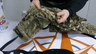 Водный тест флисовой куртки от Helikon-Tex