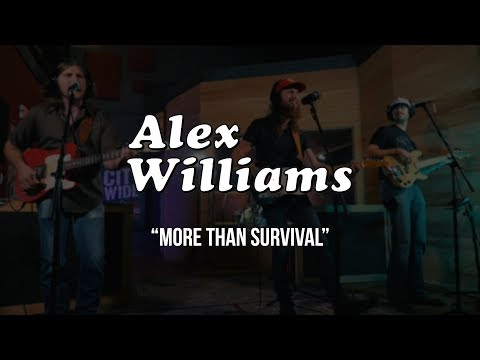 Alex Williams - More Than Survival - Gaslight Sessions