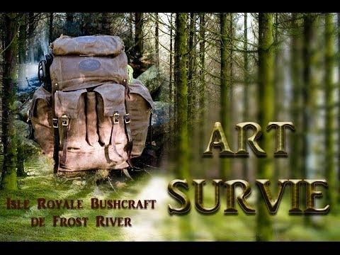Isle Royale Bushcraft de Frost River