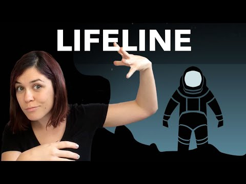 LIFELINE for Android and iPhone: Gameplay and Review