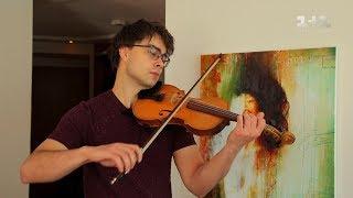 Олександр Рибак показав свою квартиру в Осло та розповів навіщо іде на Євробачення вдруге