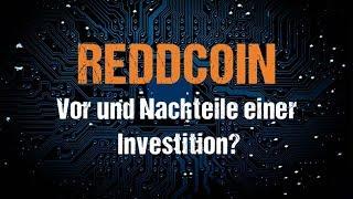 Reddcoin – Vor- und Nachteile einer Investition?