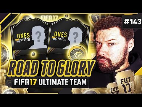 OTW SBC INVESTING??!! - #FIFA17 Road to Glory! #143 ultimate team