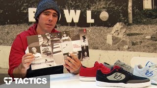 eS Skate Shoes, Team Riders & Brand History with Kelly Hart - Tactics.com