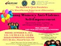 Young Women's Anti-Violence and Self-Empowerment Seminar