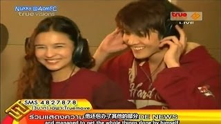 【ENG&CHN SUB】Aom Mike sing Ost.song Full house (Thai) @True Inside 11Nove13