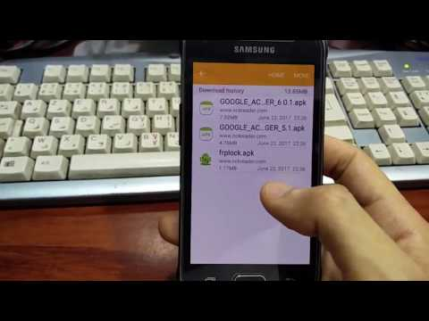 remove account google samsung galaxy j1 ace j111f