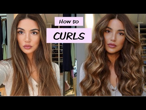 How to Create My Signature Curls
