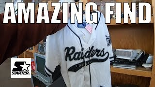 THRIFT STORE FIND OF THE YEAR? Trip to The Thrift Vlog