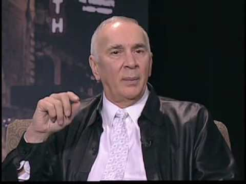 """Actor FRANK LANGELLA, """"Out There for Their Pleasure"""""""